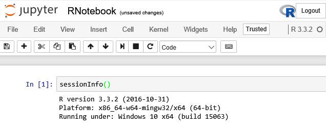 Jupyter Notebook R Kernel for Microsoft R Open – Jevgenijs Pankovs